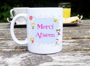 Mug Merci ATSEM